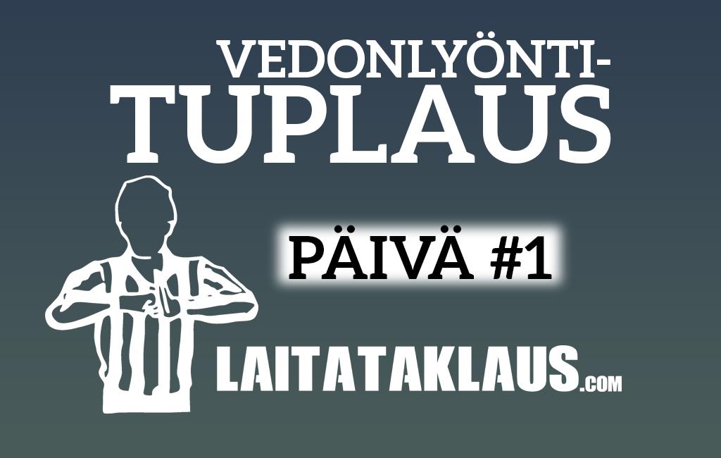 Lätkätuplaus: KHL tarjoilee maaleja maanantaille!