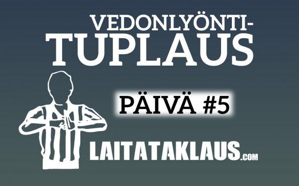Lätkätuplaus – DAY 5: Jokerit jatkaa pisteputkeaan KHL:ssä