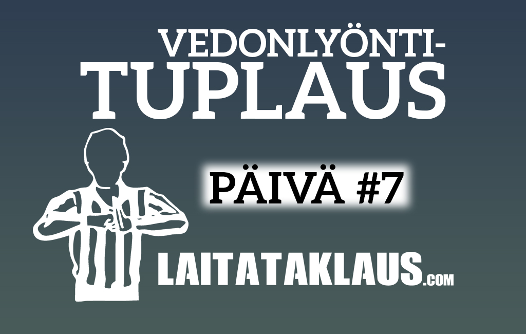 Lätkätuplaus #7 - The Final Countdown!