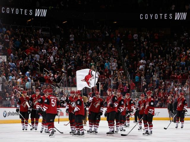 Arizona jälleen pahassa kurimuksessa - NHL joutunut maksumieheksi?