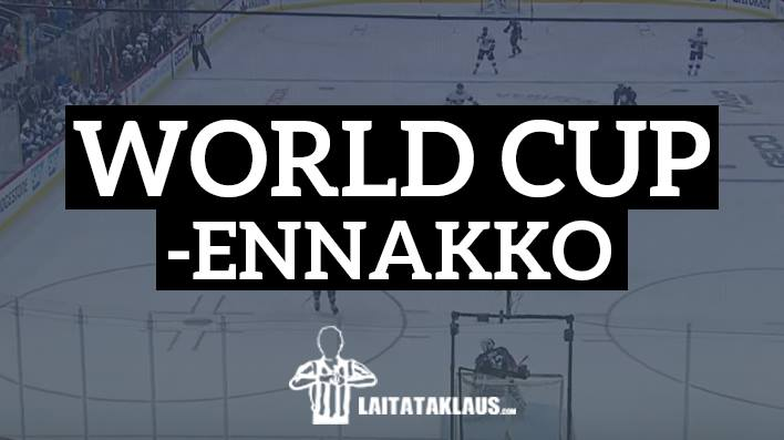 World Cup -ennakko |Laitataklaus.com