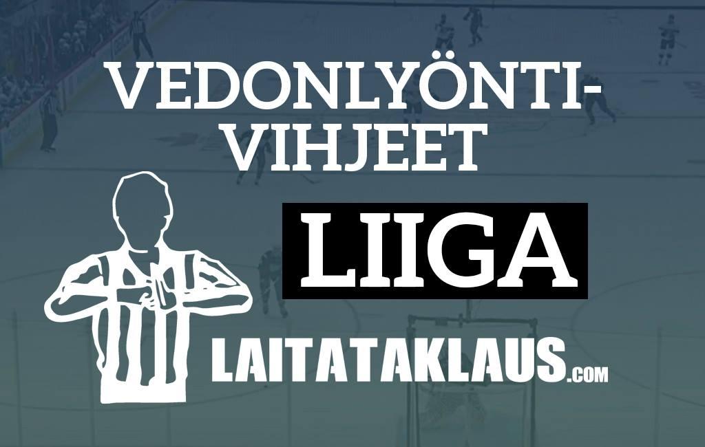 voittoputki Liiga-vihjeet lätkävihjeet