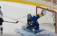 Video: Ruotsin ja Team North American kamppailussa kaikkien aikojen jatkoaika