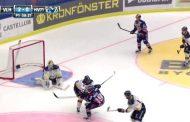 Video: Tuomas Kiiskiseltä tyylipuhdas pesäpallomaali SHL:ssä