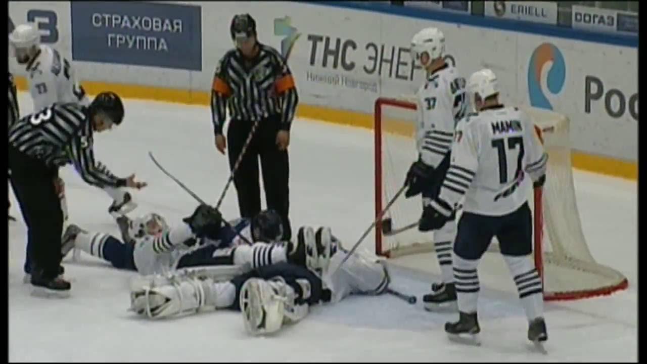 Video: KHL-maalivahdilta erikoisen näyttävä mailatorjunta | Laitataklaus.com