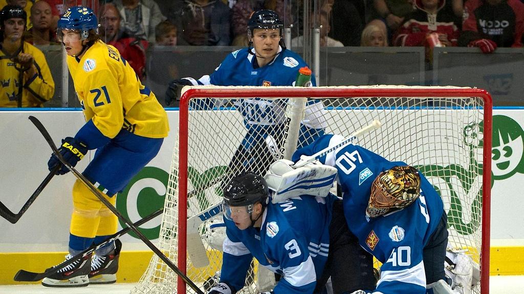 Ruotsi hoiteli Leijonat Göteborgissa - Suomella tukkoista | Laitataklaus.com