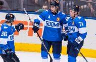 Video: Team North America murjoi Suomen - Filppula iski ainokaisen