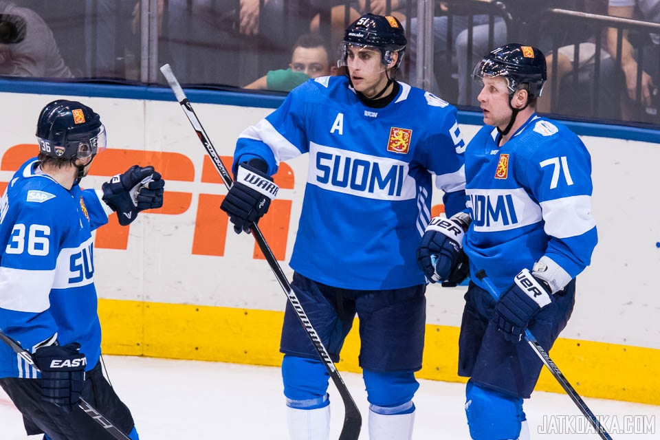 Video: Maalikooste Leijonien World Cup -osumista