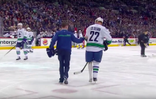 Video: Kohtuullista sekoilua NHL-kaukaloissa maanantain kunniaksi