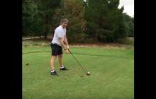 Video: Alex Ovechkin on maailman paskin golfari