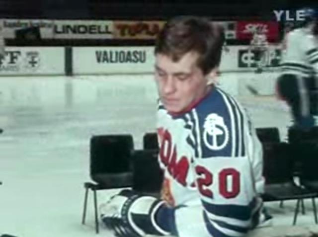 Matti Hagman Innsbruckissa 1976