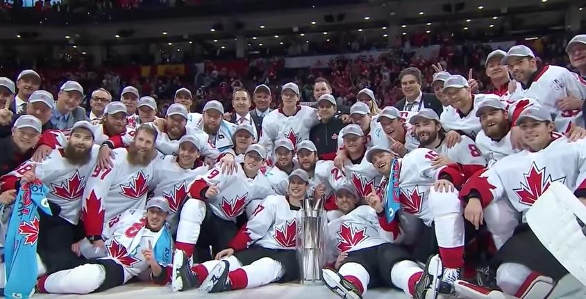 Kanada voitti World Cupin