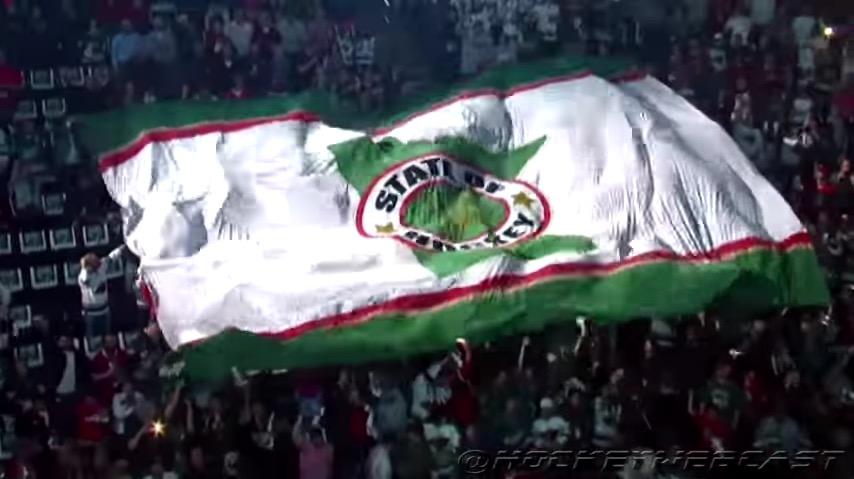 NHL-kausi alkaa!