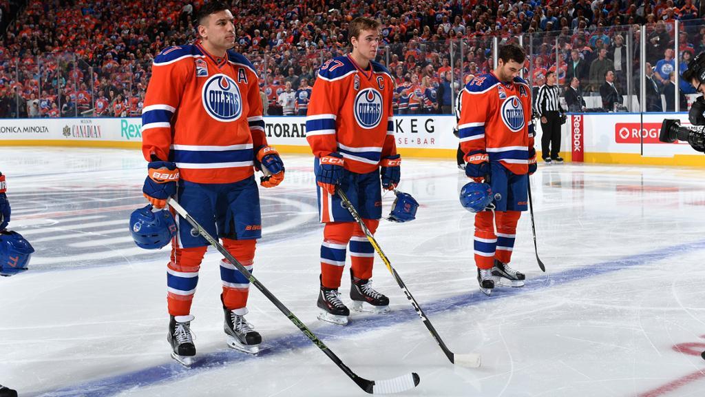 Viikon peli: Edmonton Oilers - Buffalo Sabres