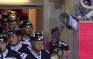 Video: Pikkuruinen TPS-fani tsemppasi joukkuetta ennen CHL-koitosta