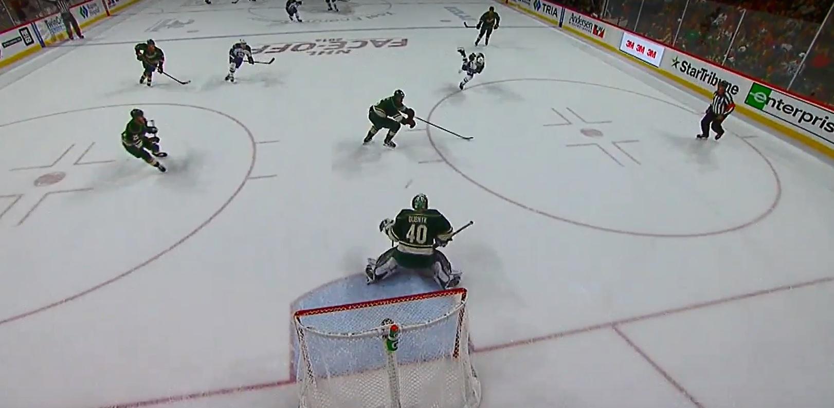 Video: Jetsin Ehlers lataa täydellä teholla!