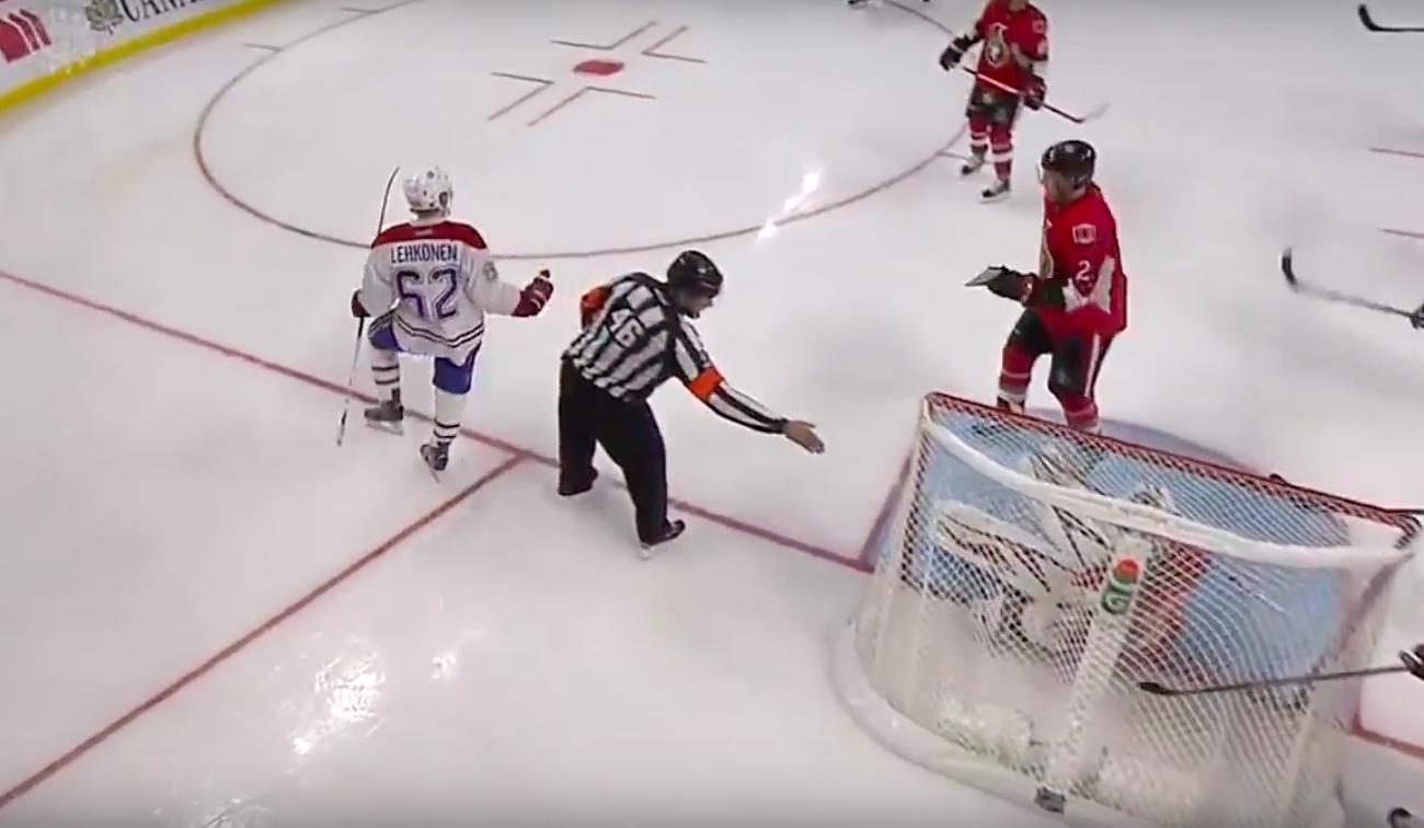 Video: Artturi Lehkonen iski uransa ensimmäisen NHL-maalin | Laitataklaus.com