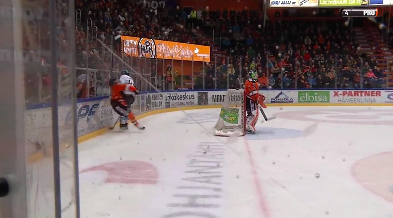 Video: Antti Tyrväiselle 12:n ottelun pelikielto