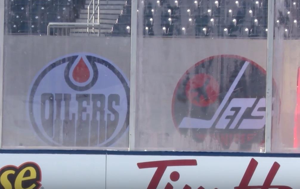 Winnipeg Jets Edmonton Oilers NHL / Laitataklaus.com