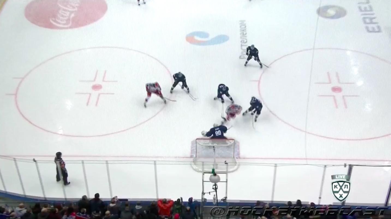 KHL-kauden yksi hienoimmista osumista nähtiin sunnuntaina