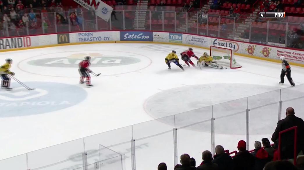 Video: Jussi Makkonen viimeisteli upean