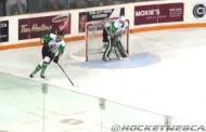 Video: WHL-puolustajalta nähtiin jäätävä coast to coast -osuma