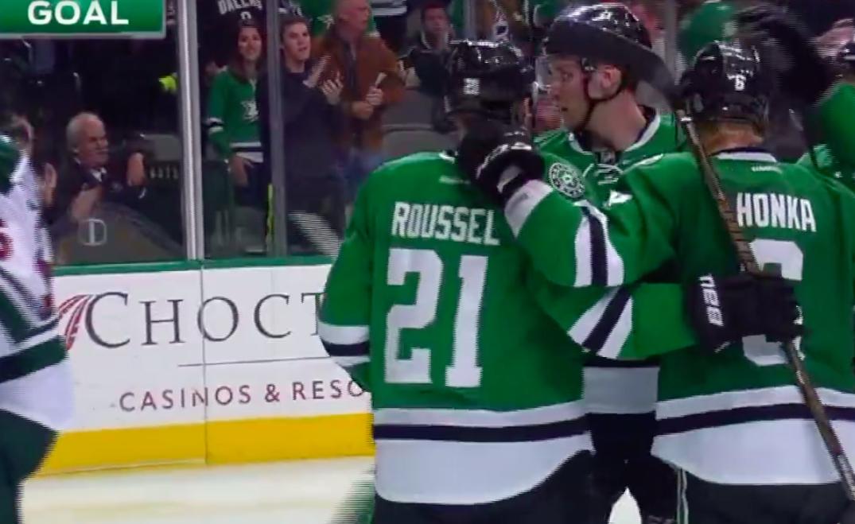 Video: Julius Hongan NHL-debyytti sujui kuin tanssi - 0+1 ja tähdistövalinta