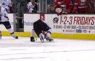 Video: Tiimityö kunniaan - AHL-pelaaja rimpuili vaihtoon ilman terää
