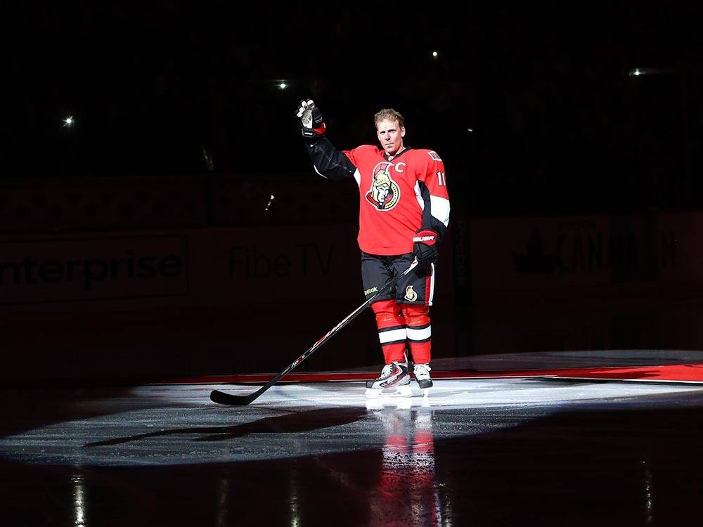 Video: Ottawa jäädyttää ruotsalaislegenda Alfredssonin pelinumeron ensi yönä | Laitataklaus.com
