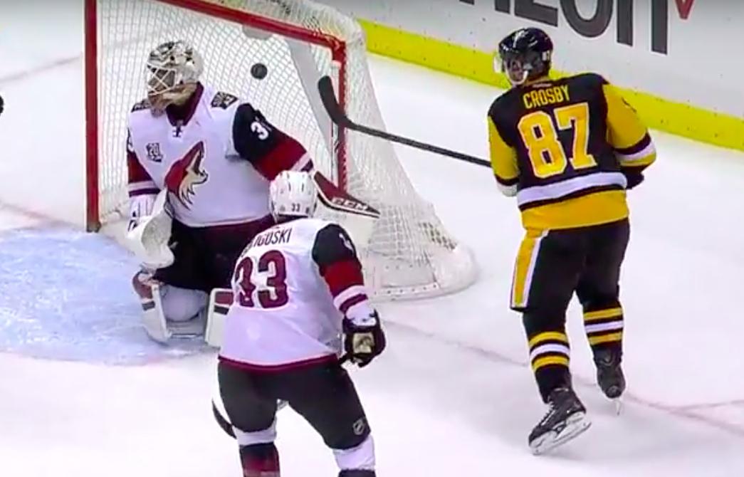 Video: Crosby viimeisteli jälleen ilmasta - Penguinsille murskavoitto | Laitataklaus.com