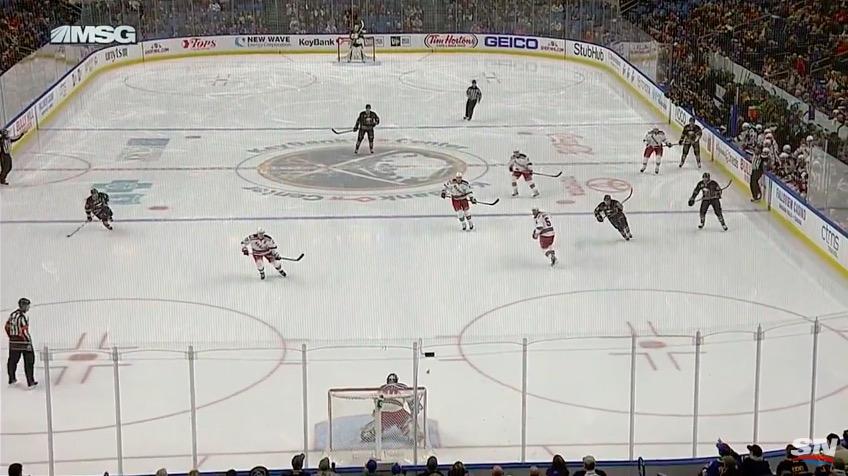 Lundqvist imuroi yön NHL-kierroksella huolella