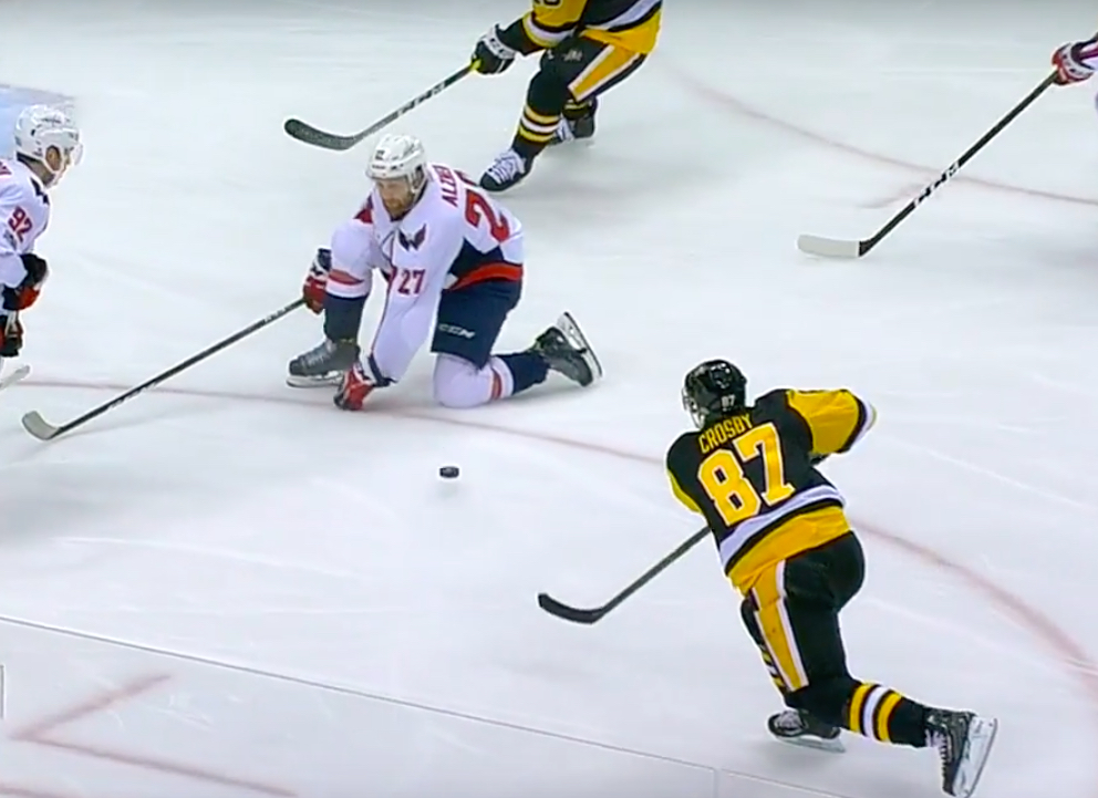 Video: Pittsburghissa peräti 15 maalia - Crosbyn feikkisyöttö ihastutti   Laitataklaus.com