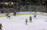 Video: Kessel tarjoili oivallisen rystysyötön Crosbylle
