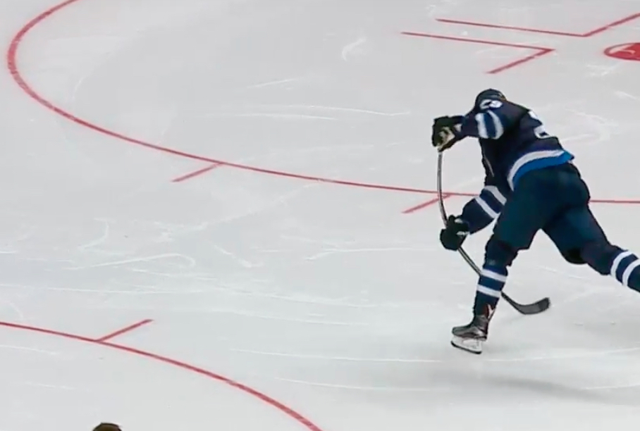 Video: Patrik Laineella NHL:n toiseksi kovin lämäri | Laitataklaus.com