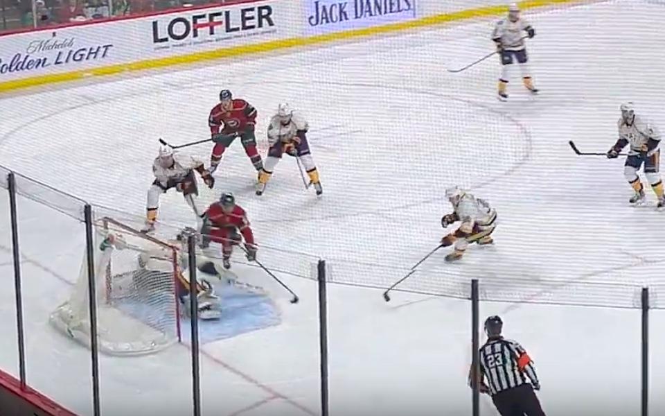 Video: Granlund viimeisteli tyylillä - pisteputki jo seitsemän pelin mittainen | Laitataklaus.com