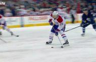Video: Montreal Canadiensin Danault teki ihanan soolomaalin