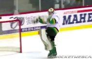 Video: QMJHL-veskari kiskaisi alivoimamaalin