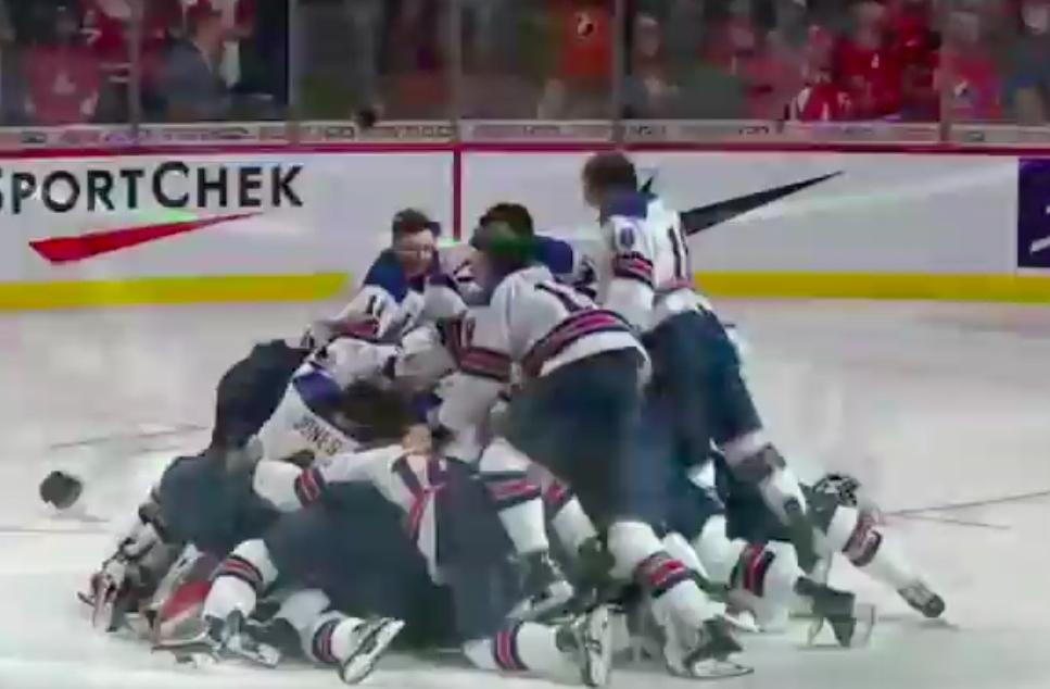 Video: Nuorten maailmanmestaruus Yhdysvaltoihin - ratkaisu vasta rankkareilla | Laitataklaus.com