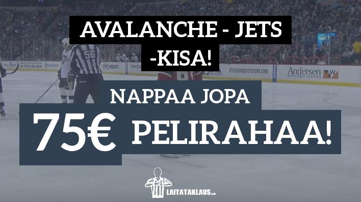 Avalanche Jets kisa - Laitataklaus.com