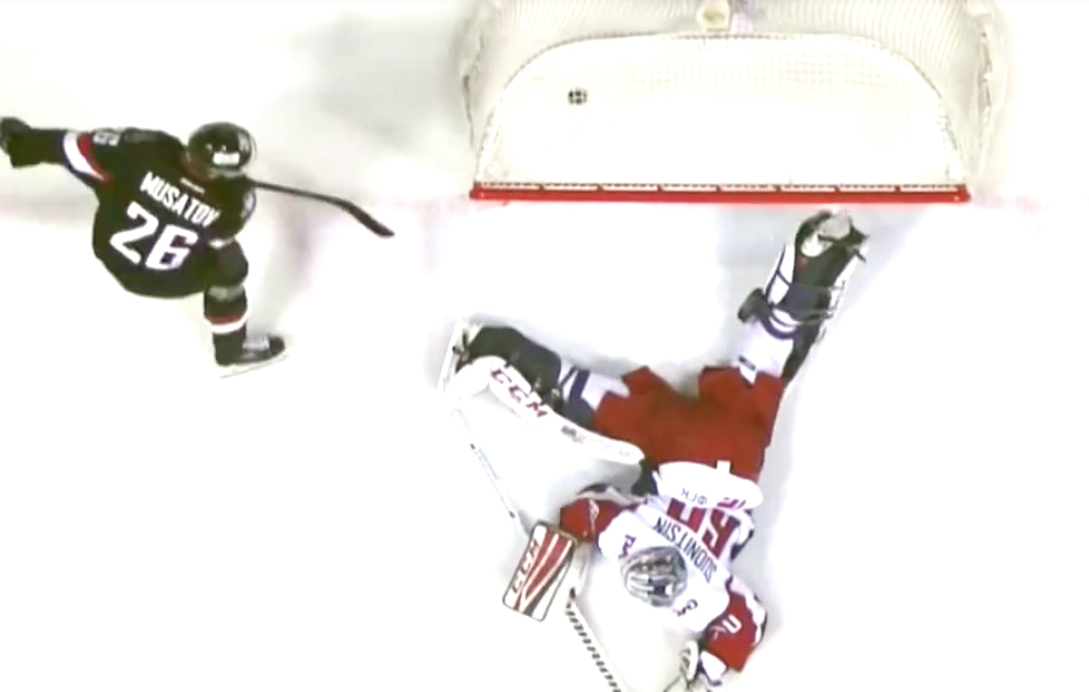 Video: KHL:ssä nähtiin upea rankkariveivi - asialla Igor Musatov | Laitataklaus.com