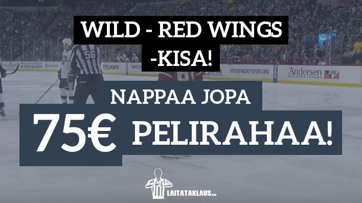 wild red wings - laitataklaus.com
