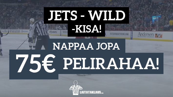 Jets Wild - pelirahaa kisa