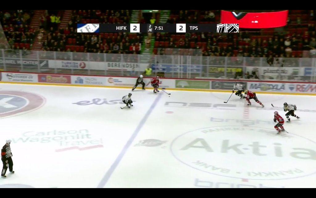 Kuva: IFK voittoon jatkoajalla - maalia edeltänyt tilanne haiskahtaa paitsiolta | Laitataklaus.com