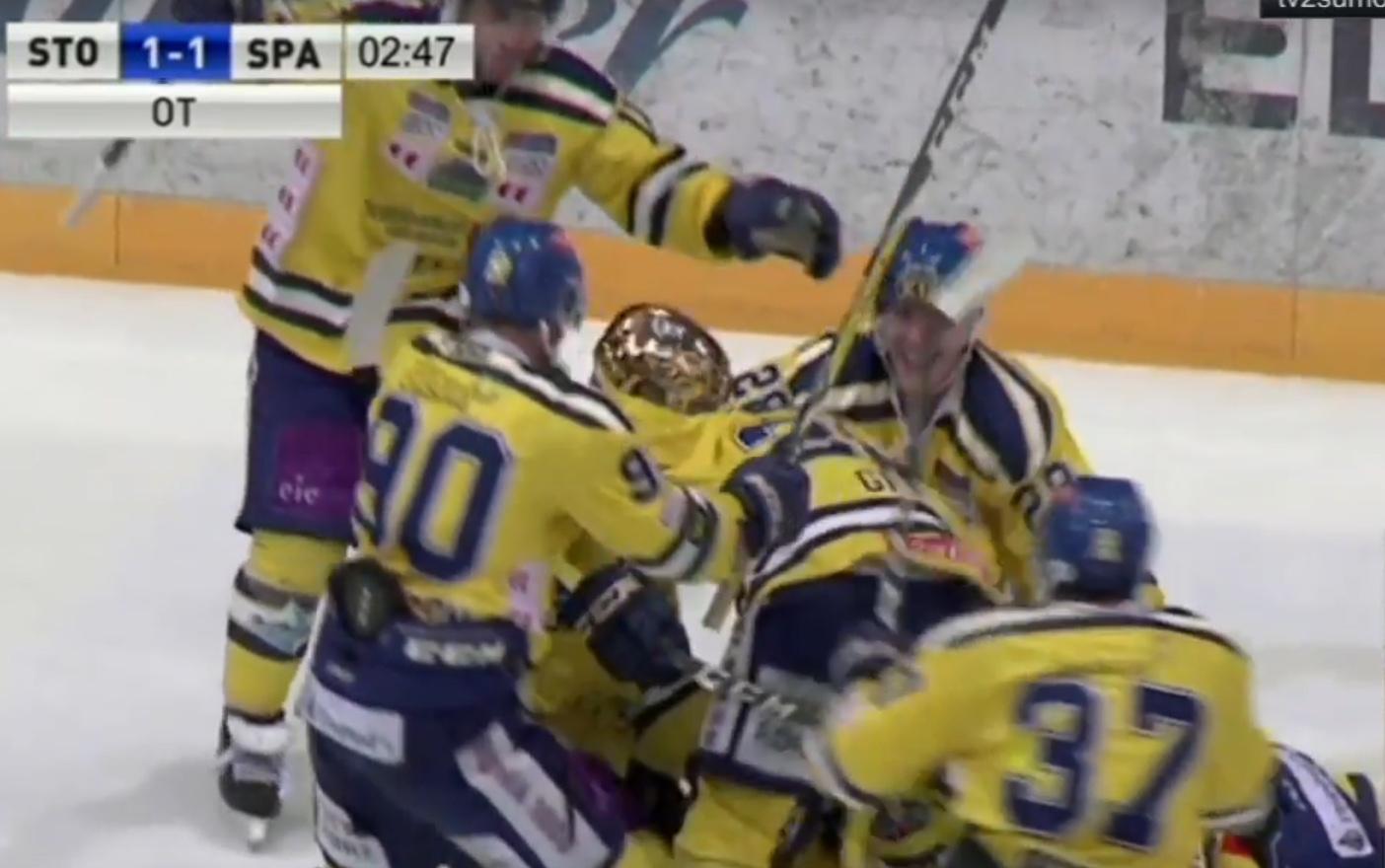 Video: Norjassa huimaa kiekkohistoriaa - playoff-ottelu kesti yli 200 minuuttia | Laitataklaus.com