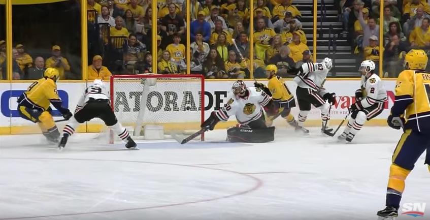 Predators hoisi Blackhawksin helposti | Laitataklaus.com