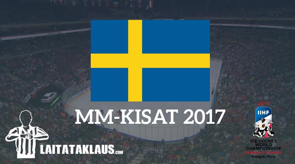 Ruotsi MM-kisat 2017 - Laitataklaus
