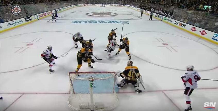 Senators passitti Bruinsin lomille |Laitataklaus.com