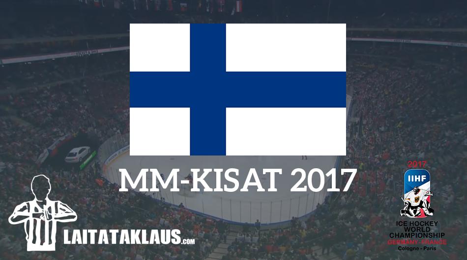 ortio Leijonat Suomen Suomi MM-kisat 2017 - Laitataklaus leijonat