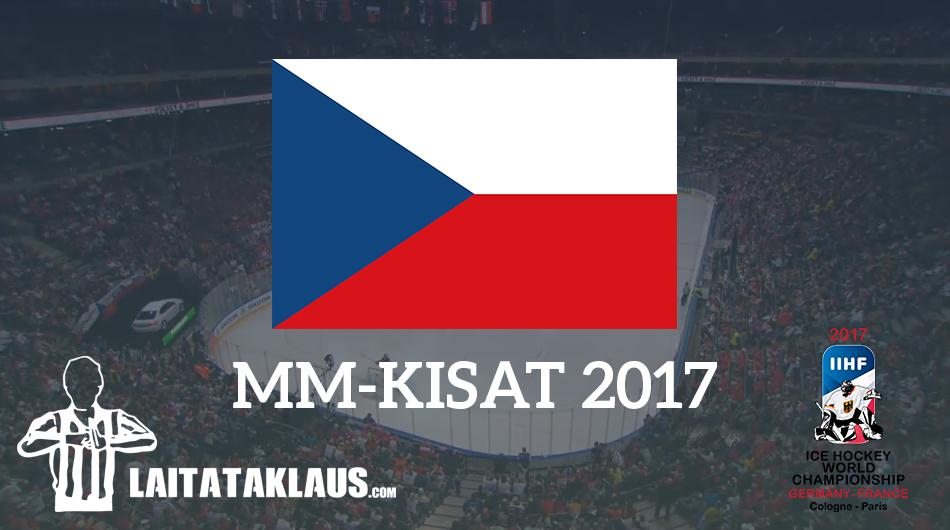 Tshekki MM-kisat 2017 - Laitataklaus