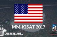 USA:n MM-kisajoukkueesta ei nuoruutta ja taitoa puutu